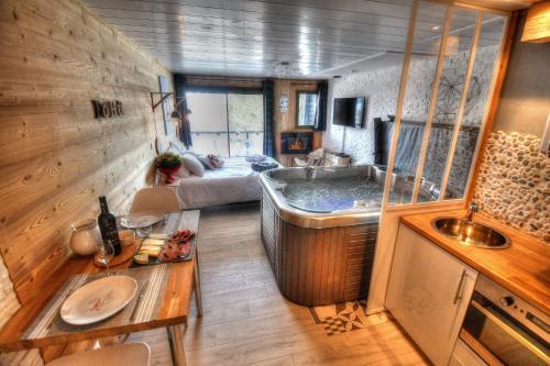 Le Skidoux - Apartment - Huez