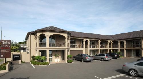 Salerno Motel Apartments - Accommodation - Christchurch