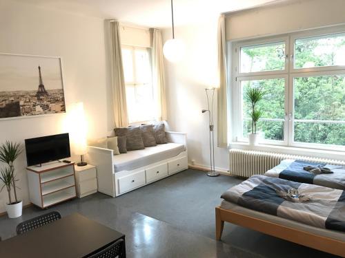 Ferienwohnungen und Apartmenthaus Halle Saale - Villa Mathilda, Halle (Saale)