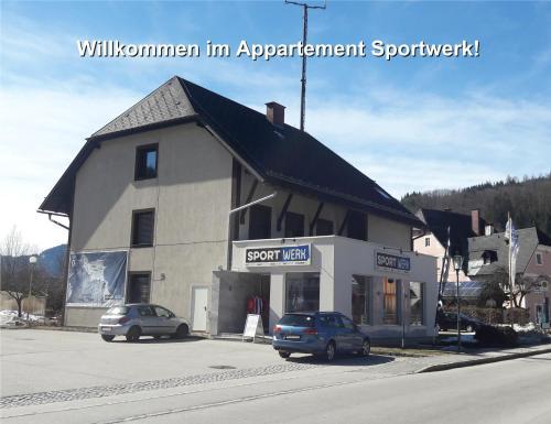 Appartement Sportwerk