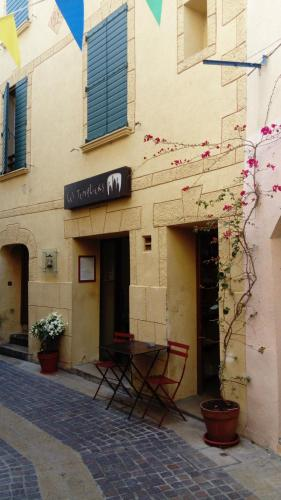 Accommodation in Collioure
