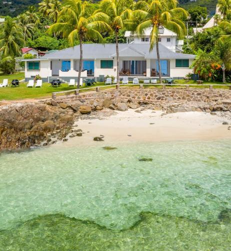 Beach Cove, Bel Ombre, Seychelles