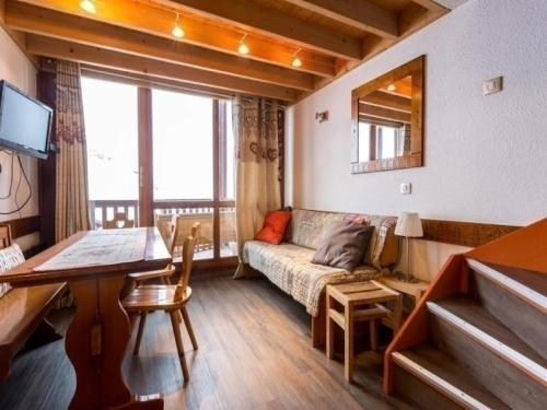 Rental Apartment Silveralp 4 Val Thorens