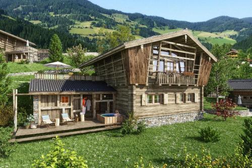 Holiday village Prechtlgut Wagrain - OSB021011-TYD Wagrain