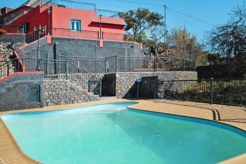. Holiday flats Vila Brava Cottage Ribeira Brava - FNC01013-DYC