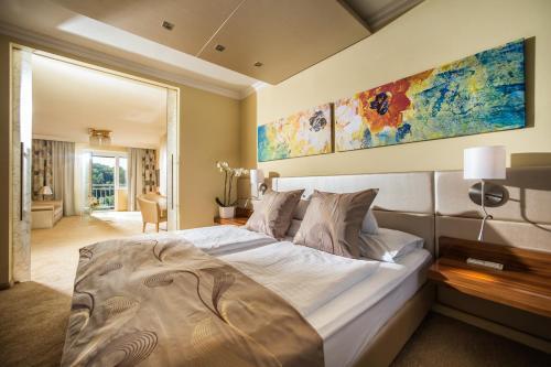 Thermalhotel Leitner 部屋の写真