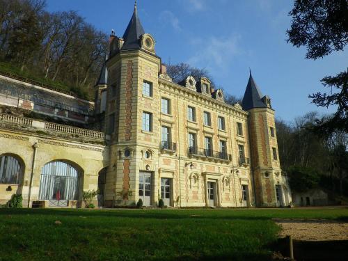 Château de Perreux, The Originals Collection (Relais du Silence) - Hôtel - Amboise