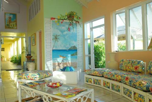 Saint John's, Antigua.