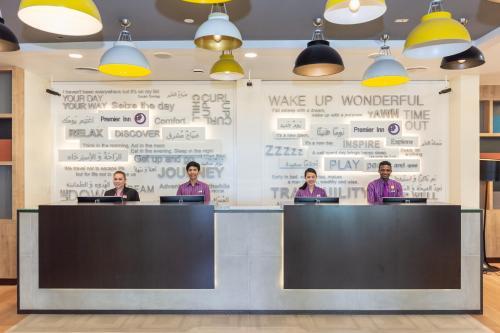 Premier Inn Dubai Al Jaddaf - Photo 3 of 47