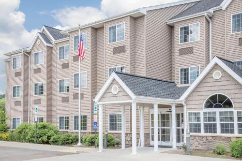 Microtel Inn & Suites Mansfield PA - Hotel - Mansfield