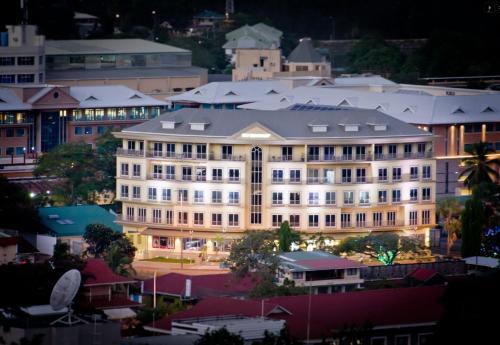 The Quadrant Luxury Apartments, Victoria, Seychelles