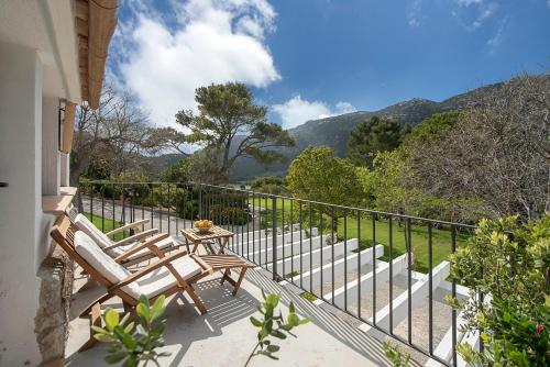 Superior Double or Twin Room with Terrace Finca Hotel Son Palou 19