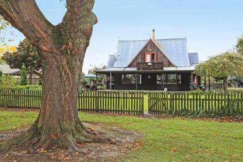Kowhai Cottage, Hastings