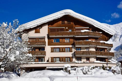 Monami Apartments Klosters, Apt. Hus Promenade Klosters