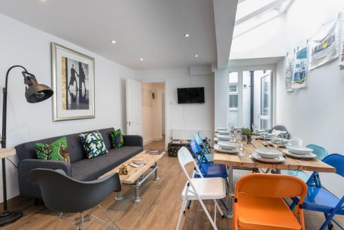 Birch Brighton City Centre Luxury House sleeps 10