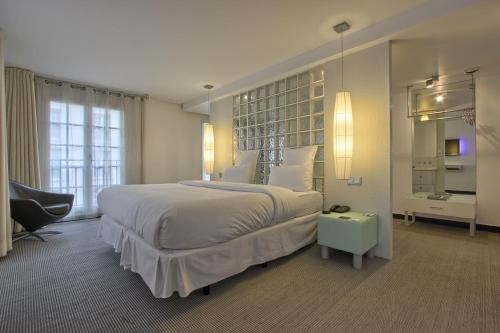 Kube Hotel Paris - Ice Bar photo 10