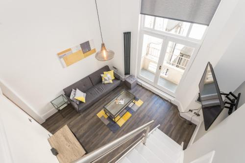 Modern Mezzanine Studio Bayswater
