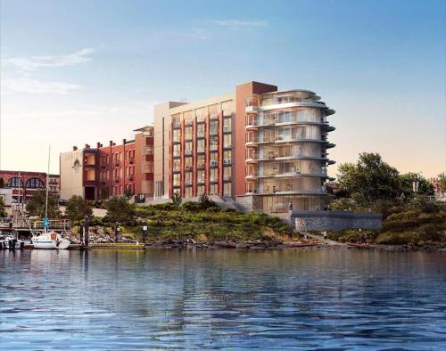 . Luxury Victoria Inner Harbour Condo