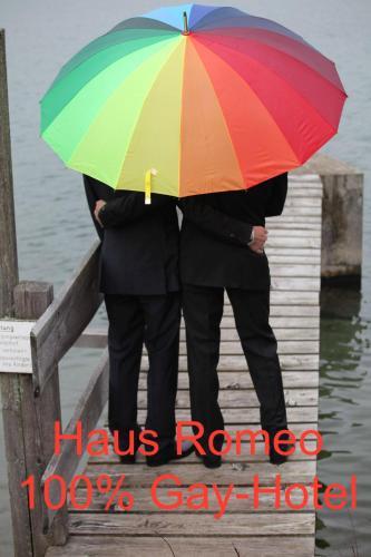 Gay Hotel Haus Romeo - Men Only Scheffau
