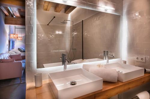 Deluxe Doppel-/Zweibettzimmer - Einzelnutzung La Fábrica del Canal 3