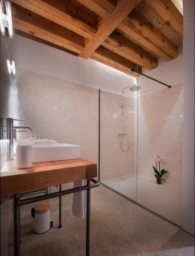 Deluxe Doppel-/Zweibettzimmer - Einzelnutzung La Fábrica del Canal 1