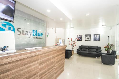 Stay Blue Hotel