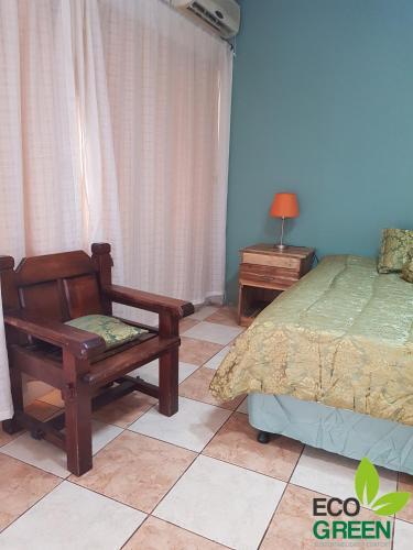 Ecogreen Aparthotel foto della camera