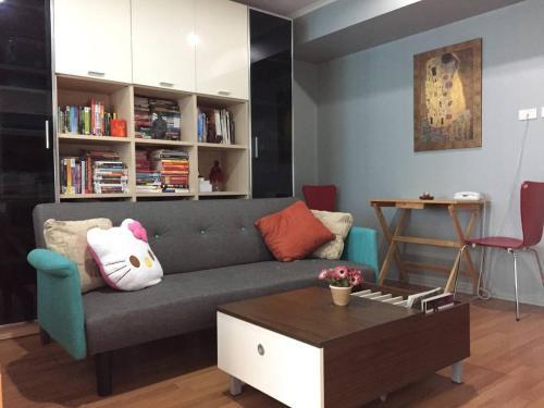 Modern Khaosan 1 BR apartment, 19th Fl Modern Khaosan 1 BR apartment, 19th Fl