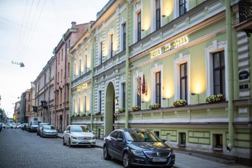 Dashkova Residence