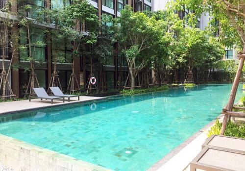 hiii-Homtel@Thong Lor/BTS Thong Lo/Pool&Garden hiii-Homtel@Thong Lor/BTS Thong Lo/Pool&Garden