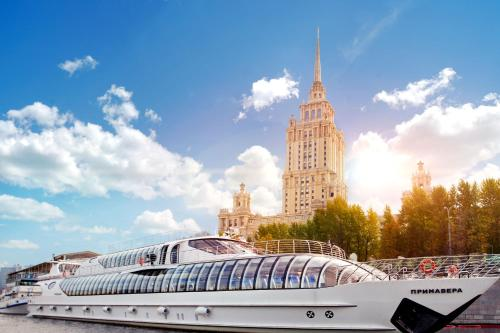 Kutuzovsky Prospekt 2/1 bld.1, Moscow, 121248, Russia.