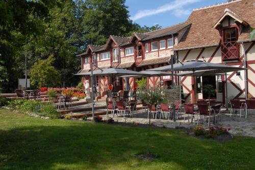 Hotel - Restaurant Le Moulin de Villiers