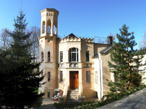 Villa Rosenburg - Apartment - Thale