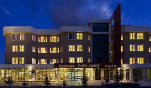 . Cerkezkoy Business Hotel