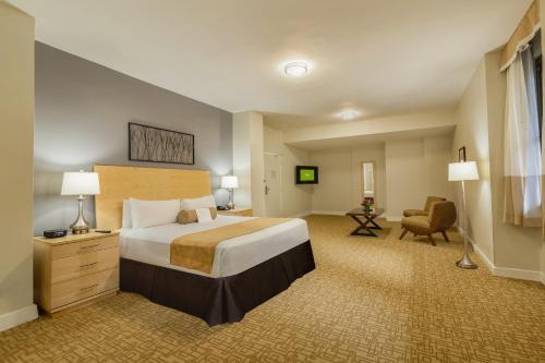 Hotel Pennsylvania *Недавно отремонтированный представительский люкс Penn Plaza Collection с 1 спальней - 2 двуспальные кровати