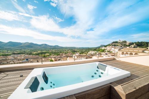 Suite with Terrace Hotel Creu de Tau Art&Spa-Adults only 1