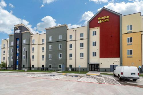. Sleep Inn & Suites Bricktown - near Medical Center