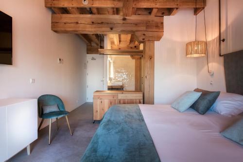 Standard Doppel- oder Zweibettzimmer - Einzelnutzung La Fábrica del Canal 5