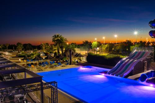 Le Camping Les Champs Blancs Agde France