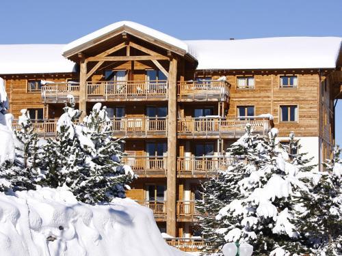 Apartment Residence L Alba 2 Les Deux Alpes