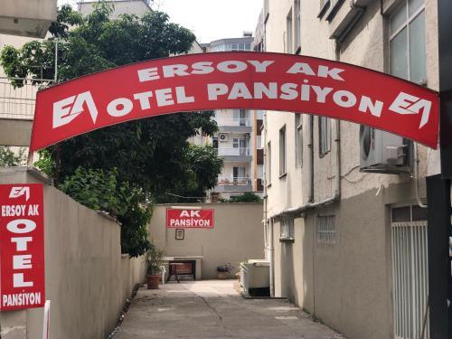 Ersoy Ak Pansiyon, 7040 Antalya