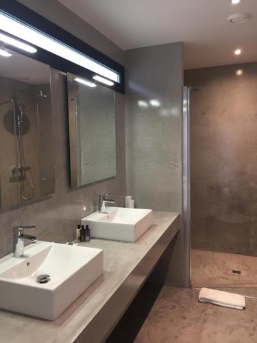 Habitación Doble Superior con terraza Boutique Hotel Can Pico 3