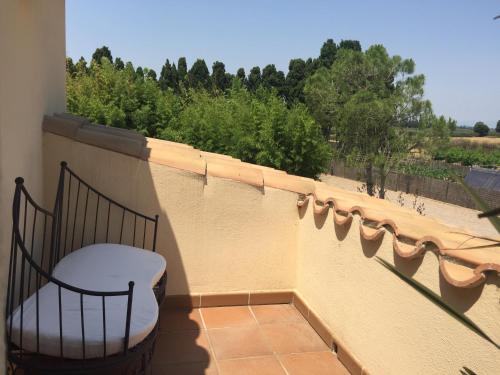 Habitación Doble Superior con balcón Boutique Hotel Can Pico 4