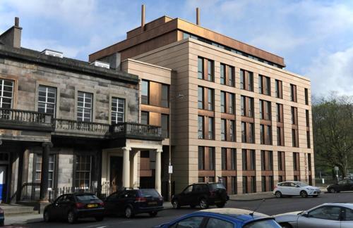 Hashtag Edinburgh Elliot House Campus Accommodation