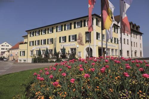 . Romantik Hotel Hirschen