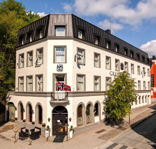 Hotel-overnachting met je hond in Grand Hotel Arendal - Arendal