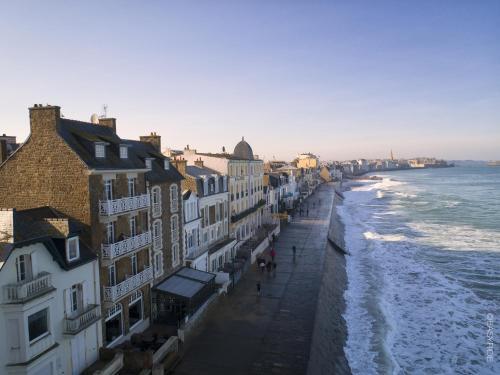 Hôtel Le Jersey - Hôtel - Saint-Malo