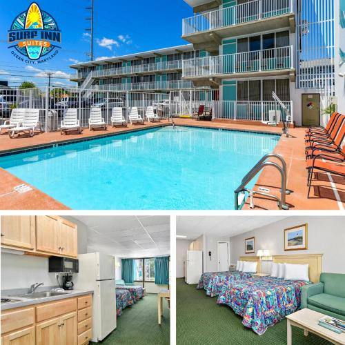 . Surf Inn Suites