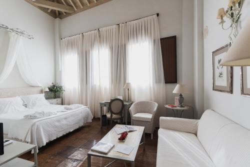 Habitación Doble Premium Palacio De Los Navas 38