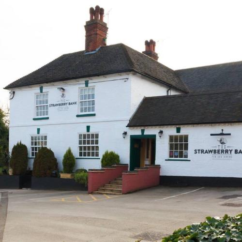. Strawberry Bank Hotel